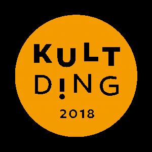 Kult Ding 2018 Logo